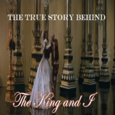 The King and I (1956) - Middle School Lesson Bundle