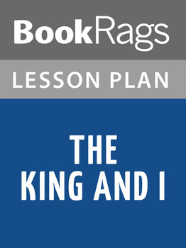 The King and I Lesson Plans
