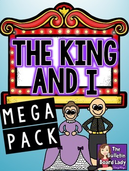 The King and I MEGA Pack