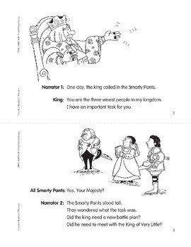 The King of Everything's Cat (Leveled Readers' Theater, Grade 2)