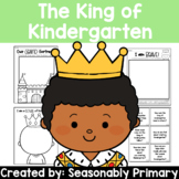 The King of Kindergarten   Activities and Discussion Questions!