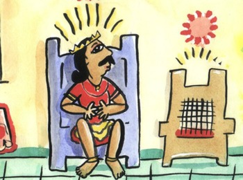 The King's Secret(A Santali folktale)- Download for Windows