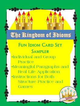 The Kingdom of Idioms Sampler