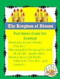 The Kingdom of Idioms Sampler