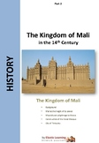 The Kingdom of Mali in the 14th Century