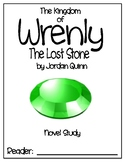 The Kingdom of Wrenly - The Lost Stone - Novel Study - DRA 24