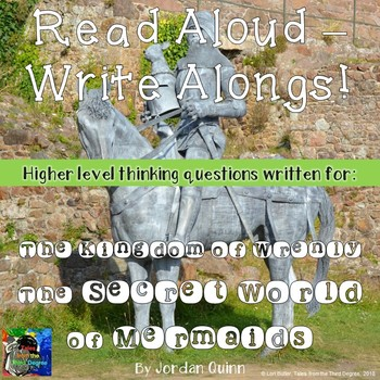 The Kingdom of Wrenly The Secret World of Mermaids Read Aloud Write Along