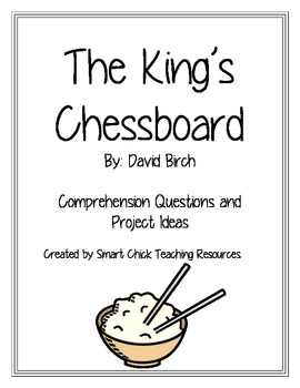 """The King's Chessboard"", by D. Birch, Questions & Projects"
