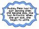 The Kissing Hand- An Audrey Penn Author Study