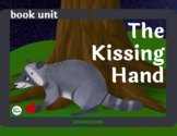 The Kissing Hand Book Unit (printable and digital)