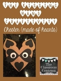 The Kissing Hand (Chester Craftivity)