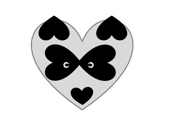 The Kissing Hand (Chester Raccoon Pattern)