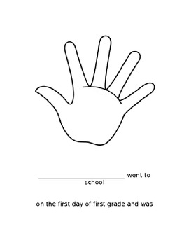 photo regarding Kissing Hand Printable named The Kissing Hand Cl E-book Webpage Printable for Initial Working day of Faculty