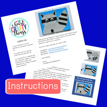 The Kissing Hand Craft (Back to School Craftivity)
