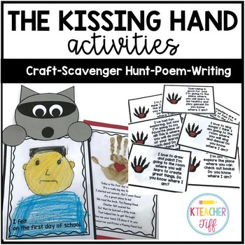 The Kissing Hand Craft and Activities