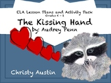 The Kissing Hand ELA Back to School Activity Pack