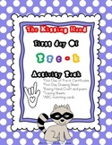 The Kissing Hand First day of Pre-k Activity Pack