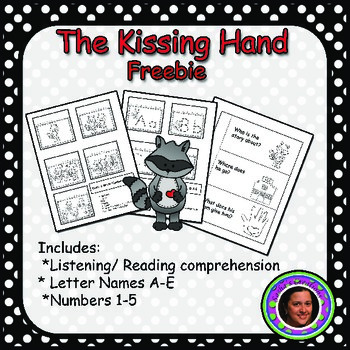 The Kissing Hand Sample