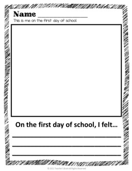 Back to School Activities | The Kissing Hand