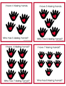 The Kissing Hand: I have. Who has?