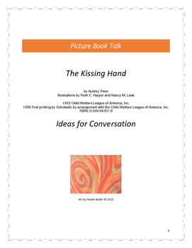 The Kissing Hand: Ideas for Conversation