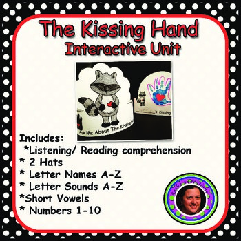 The Kissing Hand Interactive K-1 Unit