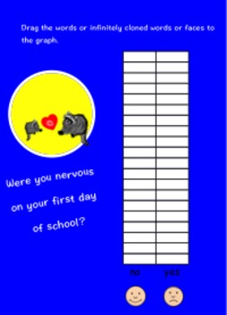 The Kissing Hand Literacy & Math Centers and Activities for the Smart Board