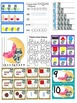 The Kissing Hand Math Pack (17+ Centers K-1) CCSS