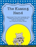 The Kissing Hand Math and Language Arts Activities Pack