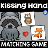 The Kissing Hand Memory Game {FREE}