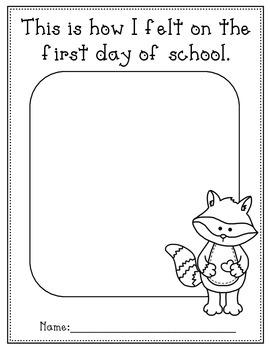 Kissing Hand (Back to School Activities)