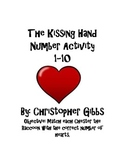 The Kissing Hand Number Game