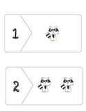 The Kissing Hand Number Puzzle