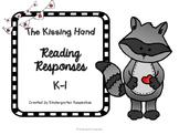 The Kissing Hand Response Sheets