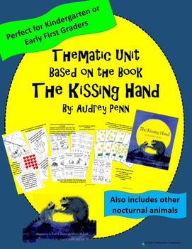 The Kissing Hand Thematic Unit