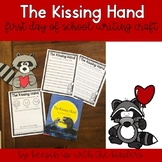 The Kissing Hand Writing Craftivity