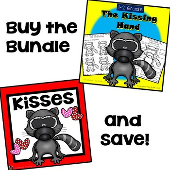 The Kissing Hand and Kisses BUNDLE