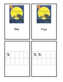 The Kissing Hand (book) - Number Word and Ten Frame Counting #1-10