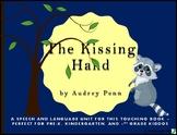 """The Kissing Hand"" Speech Activities"