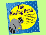 The Kissing Hand  Activity Pack: sequence, LA, Math, flannel pieces, books