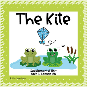 The Kite- First Grade Supplemental Unit