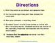 The Kite Grammar Task Cards (Journeys Lesson 28, 1st Grade) KINDS OF ADJECTIVES