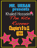 The Kite Runner - Chapter's 9 to 11 Quiz