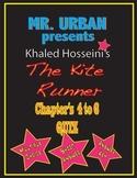The Kite Runner - Chapter's 4-6 Quiz