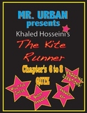 The Kite Runner - Chapter's 6 to 8 Quiz