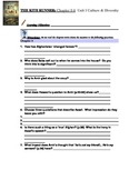The Kite Runner Comprehension Questions: Chapter 5-6