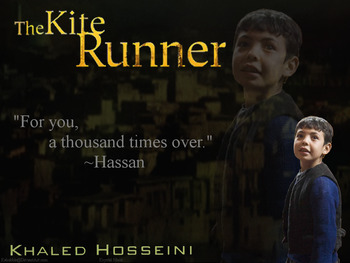 The Kite Runner Full Novel Packet Of Flexible, Interactive Reading Activities