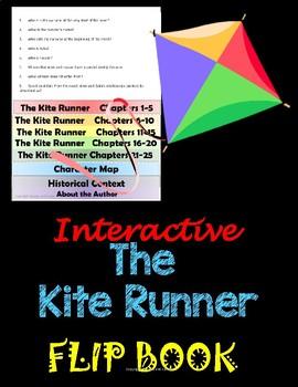 The Kite Runner Interactive Flipbook