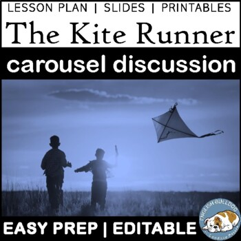 The Kite Runner Pre-reading Carousel Discussion