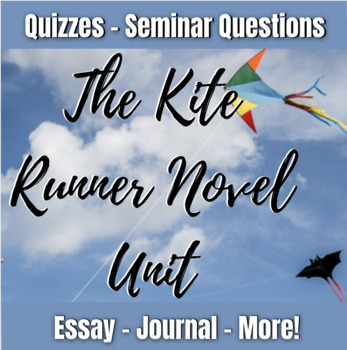 The Kite Runner Quizzes and Seminar Questions
